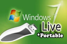 Live CD Windows 7 на флешку