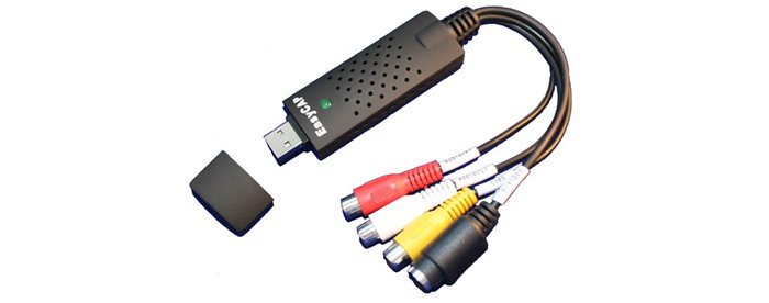 USB устройство видеозахвата