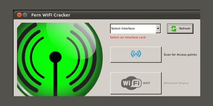 Для автоматического подбора паролей от Wi-Fi используем программу WiFi Crack