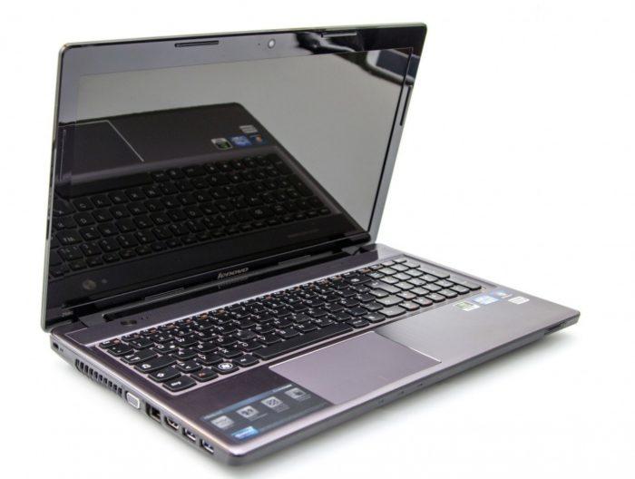 Ноутбук Lenovo IdeaPad Z580 один из самых ярких бюджетных ноутбуков на рынке