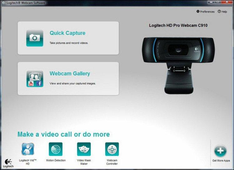 Изменяем настройки камеры