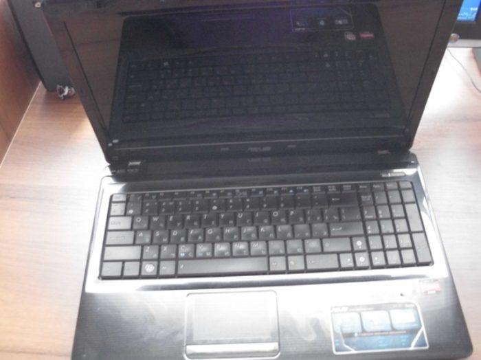 Чистим кулер на примере ноутбука ASUS K52D