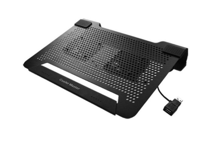 Охлаждающая подставка для ноутбуков используется для избежания перегревов