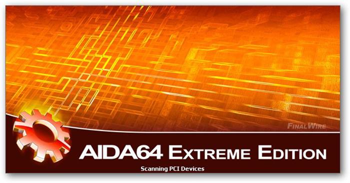 Программа для сбора информации о ПК Aida64 Extreme Edition