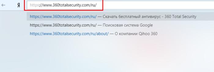 Вставляем, скопированную ссылку в поле поиска любого браузера, нажимаем «Enter»