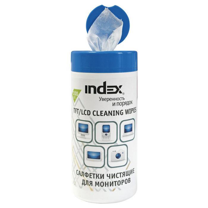 Применение влажных салфеток для чистки монитора наиболее простой и удобный способ