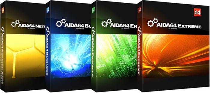 Программы для проверки нагрева процессора aida64