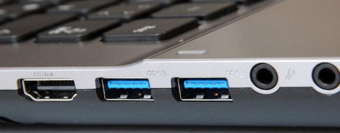 Проверяем USB-порты подключением сторонних устройств