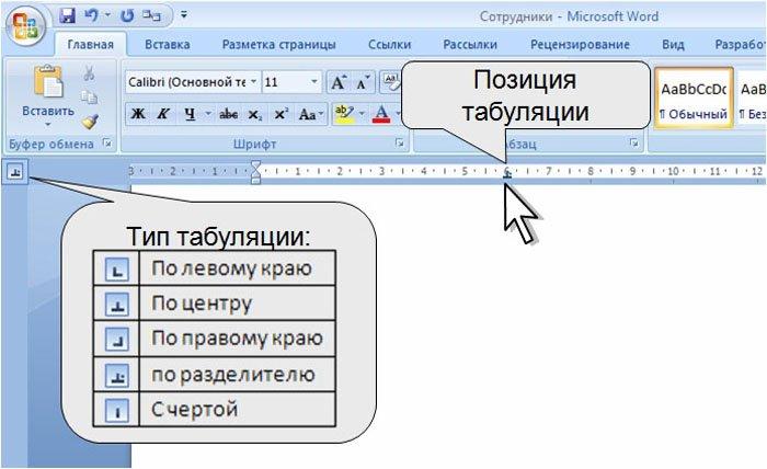 Табуляция нужна для установки абзацев в тексте, его формирования и улучшения читаемости
