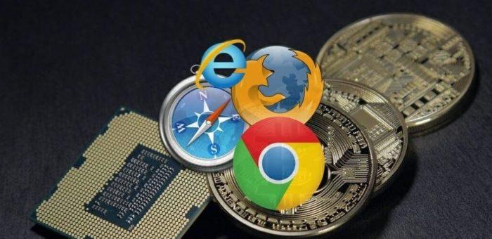 Вирус майнер в браузерах прячется в виде скрипта и его возможно обнаружить только через исходный код страницы