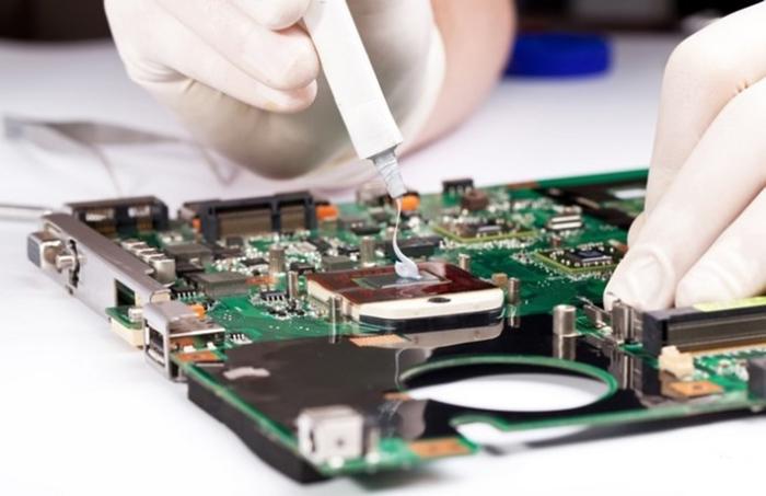 Замена термопасты на процессоре