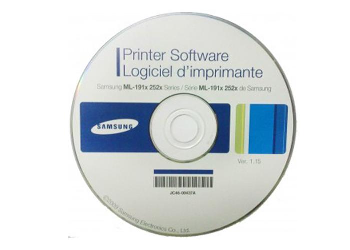 CD-диск с программным обеспечением