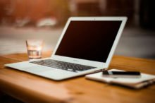 Гаснет экран ноутбука, но сам работает
