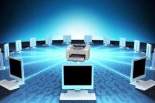 Как подключить принтер по локальной сети