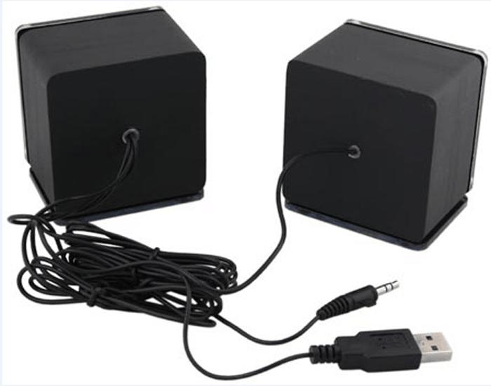 Колонки с USB-разъемом и обычным аудио разъемом