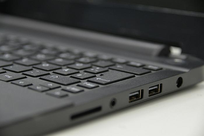 Неисправный USB-порт