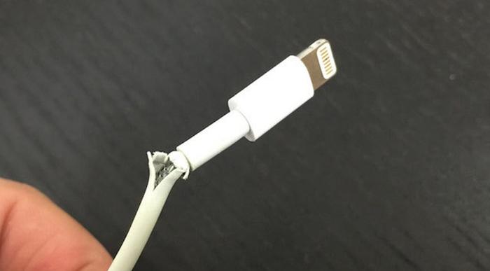 Неисправный кабель