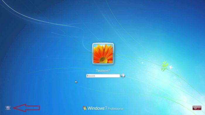 Рассмотрим основные методы по взлому пароля на ноутбуке