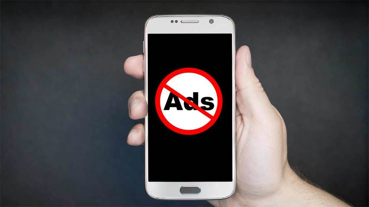 Защита от рекламы для смартфона