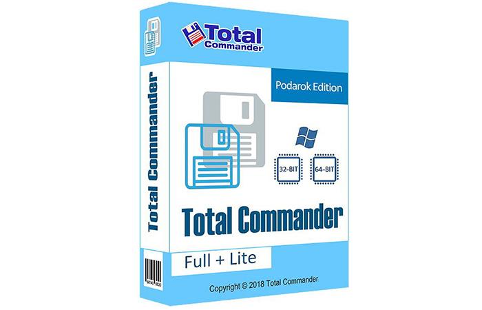 Программа Total Commander