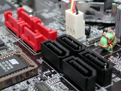 Разъемы для SATA-кабеля
