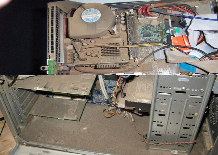 Своевременная чистка компьютера от пыли залог его стабильной и быстрой работы