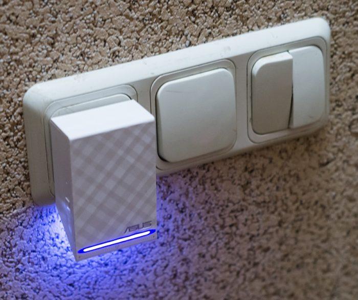 Wi-Fi-репитер отлично увеличиваем диапазон хорошего покрытия