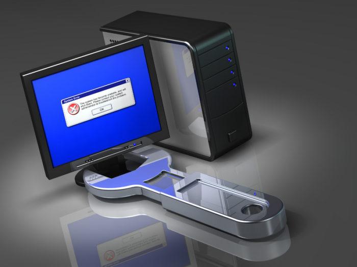 Замена комплектующих в компьютере должна соответствовать установленной системе, при несоблюдении этих параметров компьютер может выйти из строя