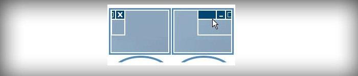 Функция привязки окон к точкам на экране для их ручного позиционирования