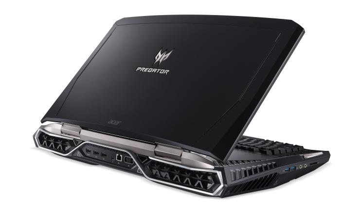 Мощный ноутбук от производителя Acer