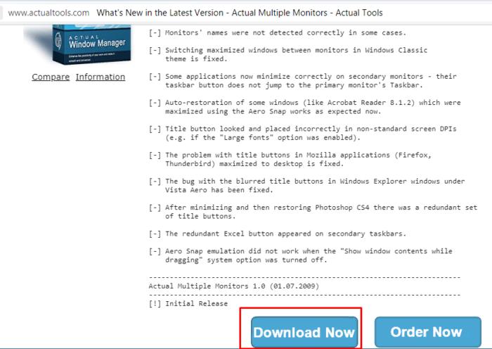Переходим на сайт разработчика по адресу, нажимаем внизу экрана «Download Now»