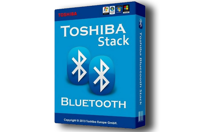 Программа Bluetooth Toshiba Stack