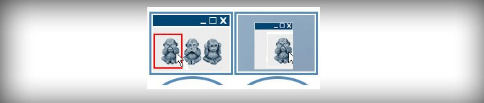 Возможность зеркалирования (клонирования) мониторов для контроля скрытого экрана