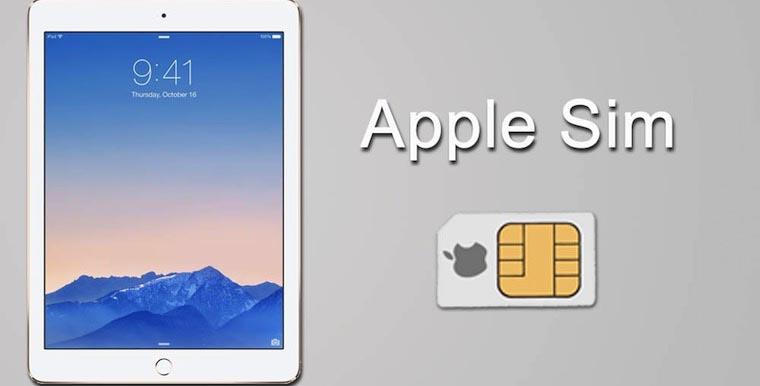 Apple SIM в России поддерживает услуги интернет от GigSky