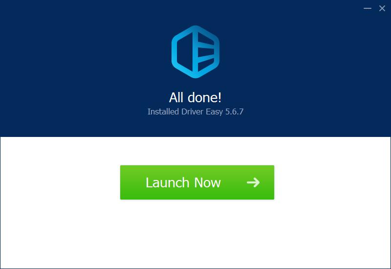 Нажимаем «Launch Now»