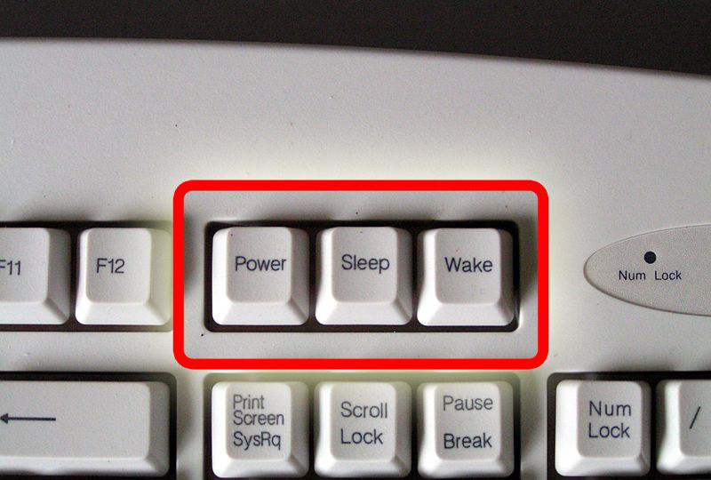 При неисправности кнопки «Power» компьютер может выключиться