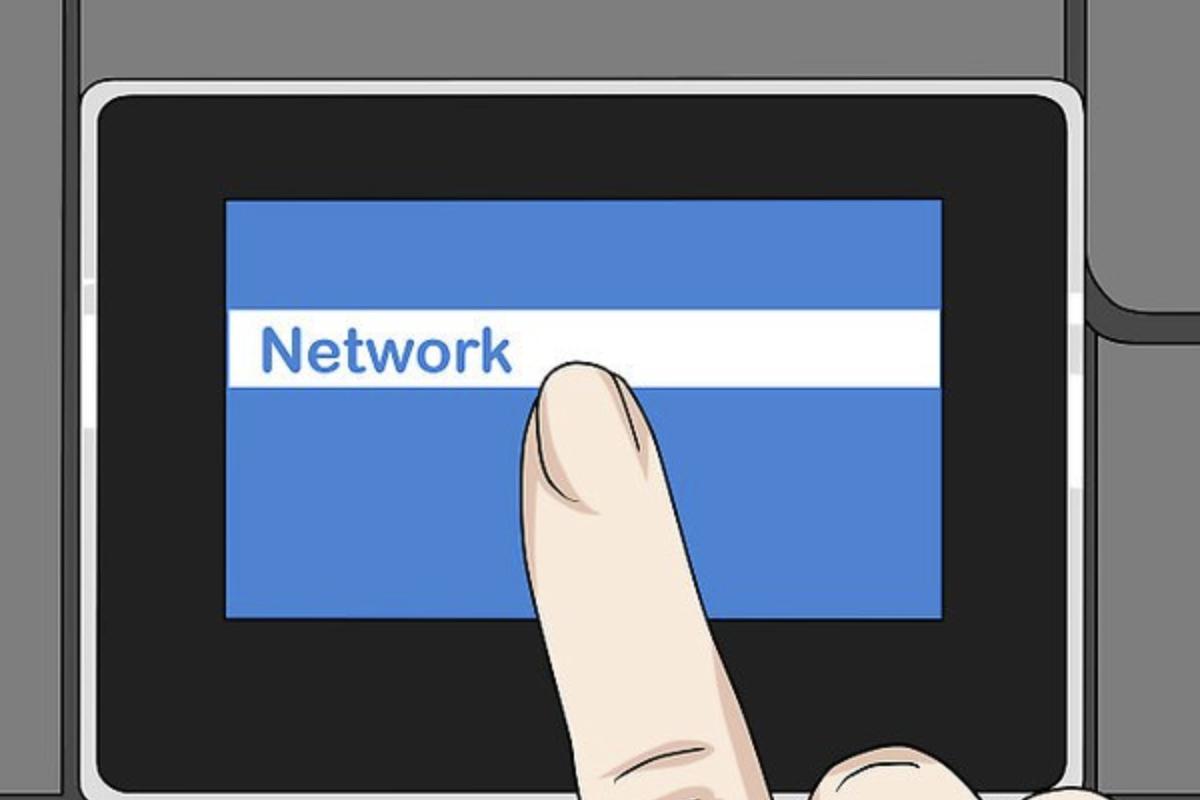 Пролистываем список до пункта «Network»