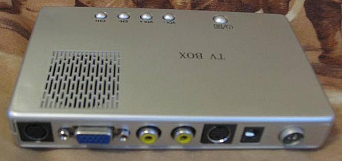 С помощью китайского тюнера, имеющего VGA разъём и аудиовыход, можно получить цифровую картинку даже на ЭЛТ мониторах