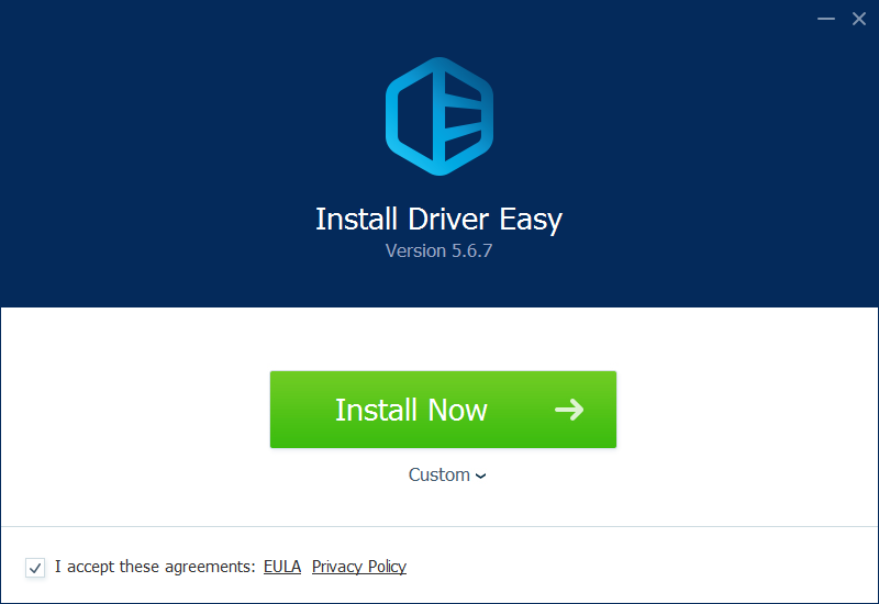 Выбираем «Install Now»