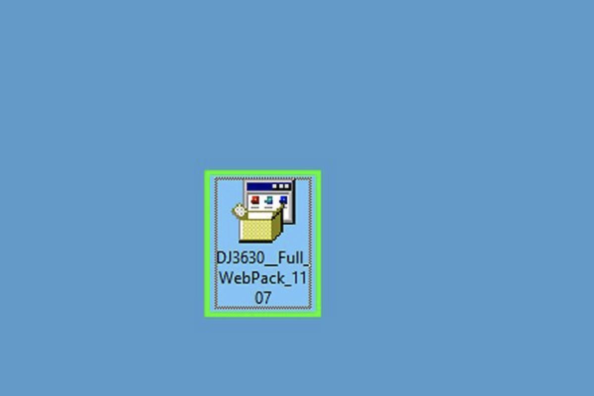 Запускаем установочный файл с компакт-диска или из папки загрузок