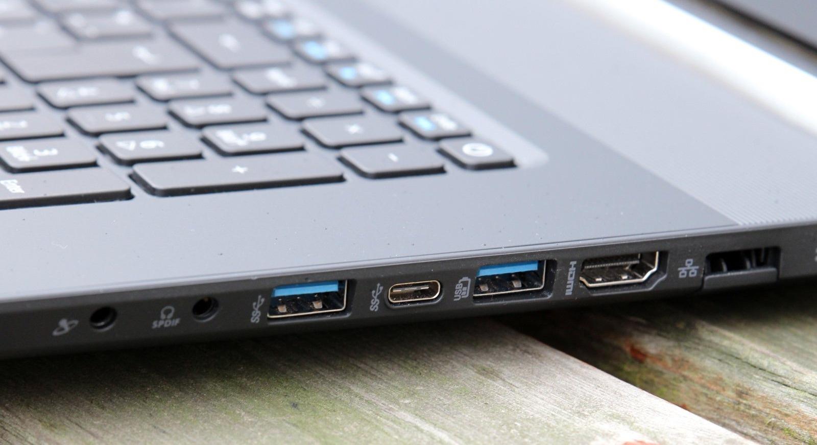 Бюджетные модели ноутбуков по-прежнему имеют стандартный минимум для периферии
