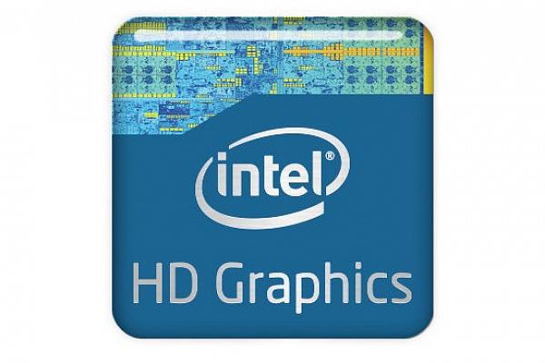 Для выполнения простых задач подойдут модели ноутбуков с видеокартой Intel HD Graphics