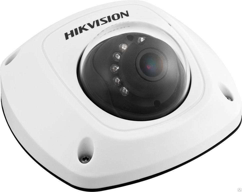 Hikvision DS-2CD2542FWD-IWS