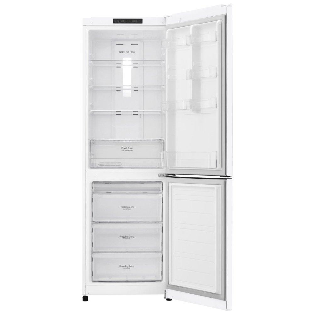 Холодильник LG GA-B419 SWJL изнутри