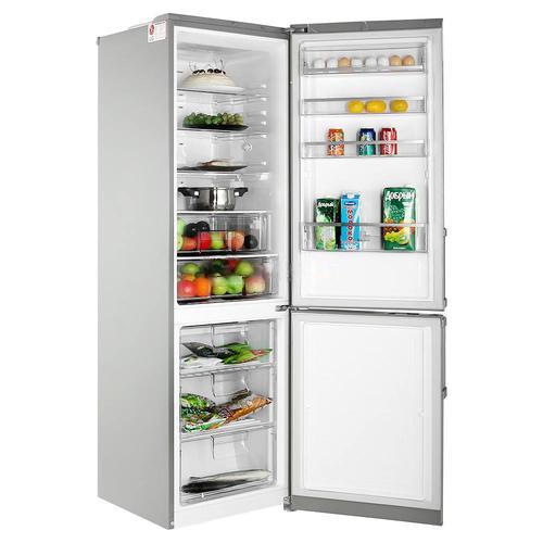 Холодильник LG GA-B489 YAQZ изнутри