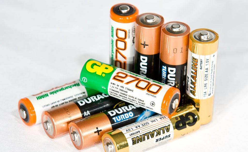 10 лучших фирм батареек