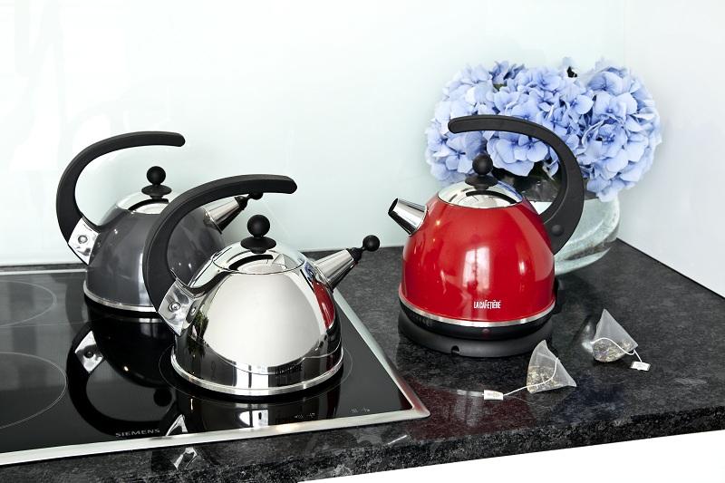 Отличие чайников для разных плит