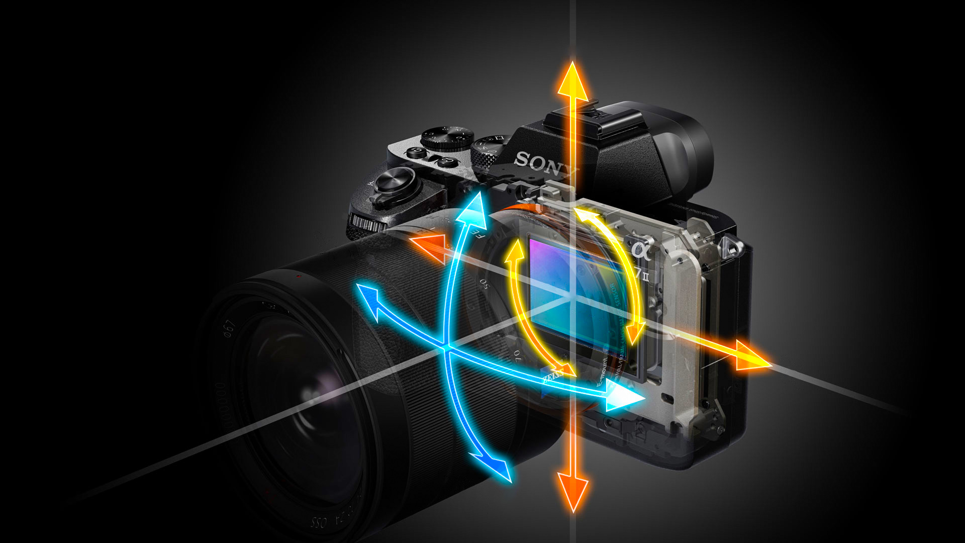 Стабилизация изображения необходима во время съёмки в условиях низкой освещенности