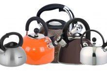 ТОП-10 лучших чайников со свистком для газовой плиты