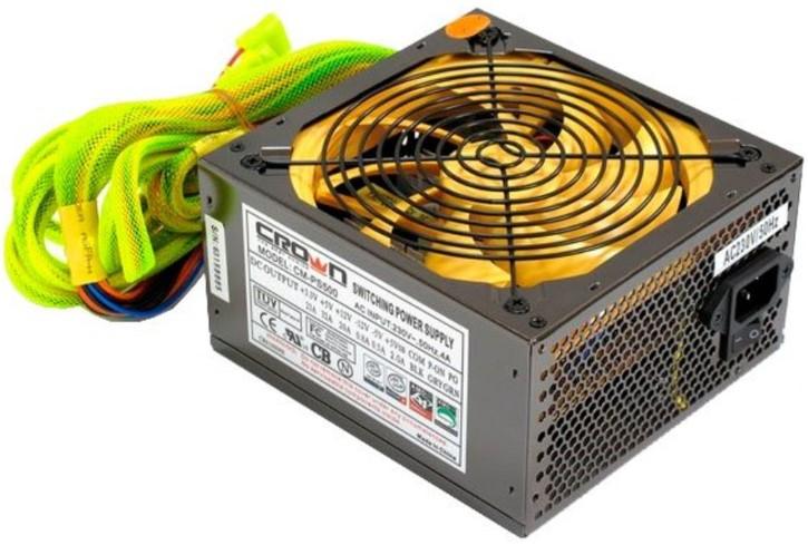 CROWN MICRO CM-PS500 Standart 500W